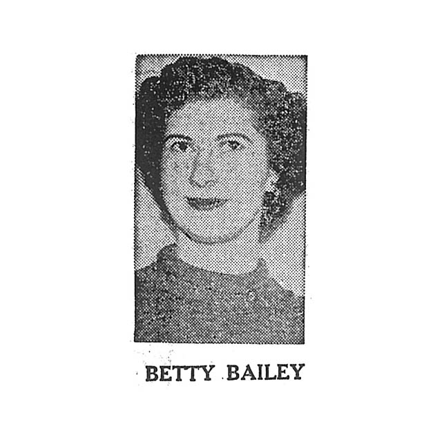 Betty Bailey