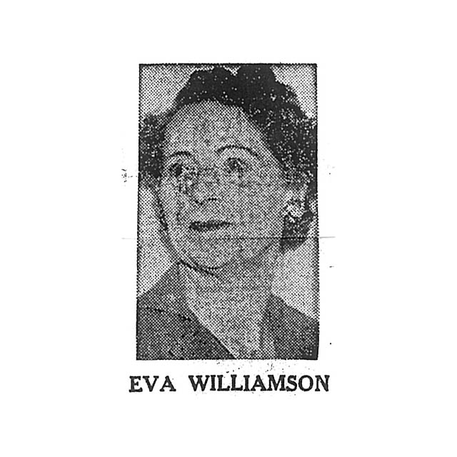Eva Williamson Gordon's Appliances