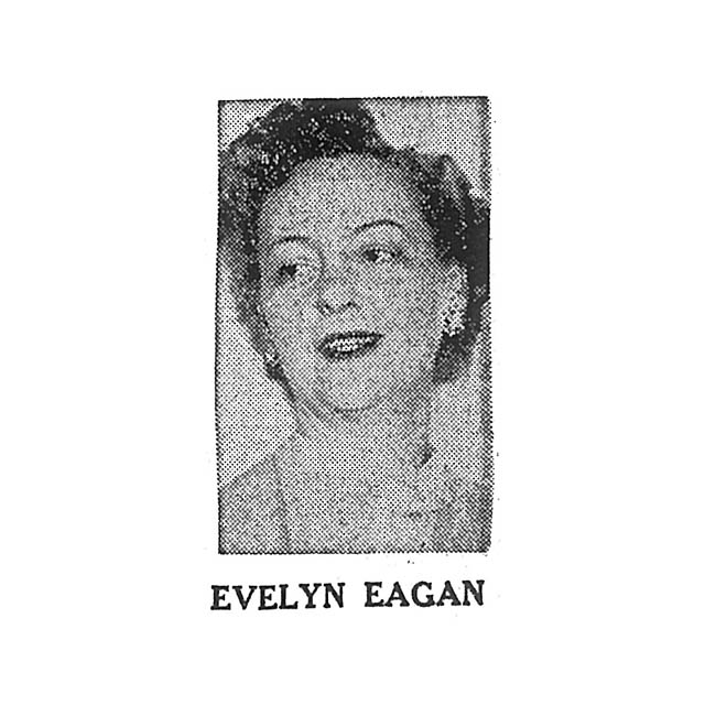 Evelyn Eagan Gordon's Appliances