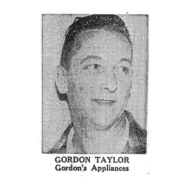Gordon Taylor Gordon's Appliances