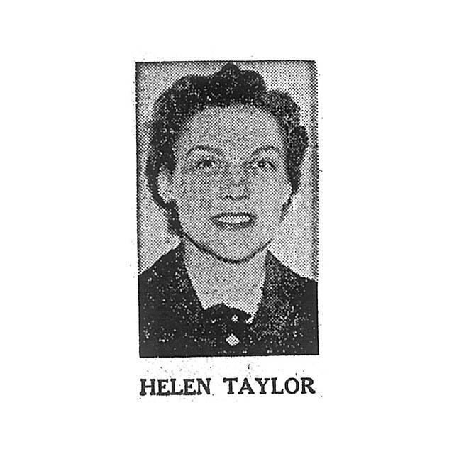 Helen Taylor Gordon's Appliances