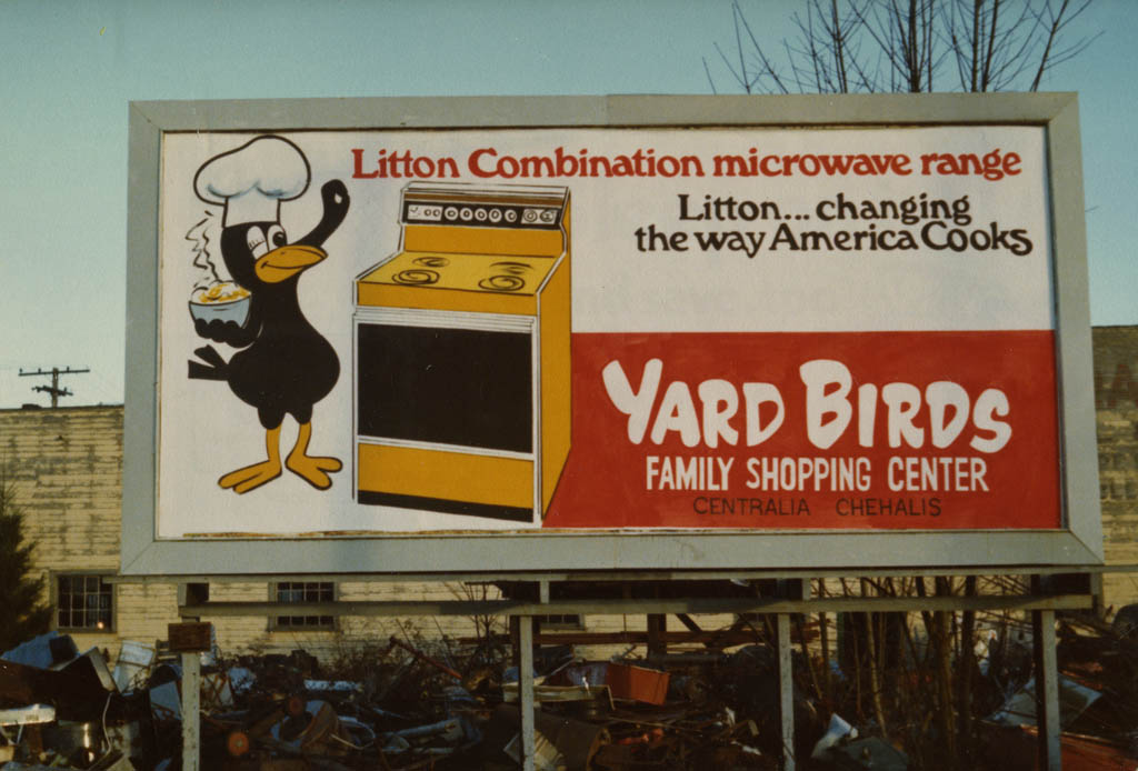 Litton Combination Microwave Range