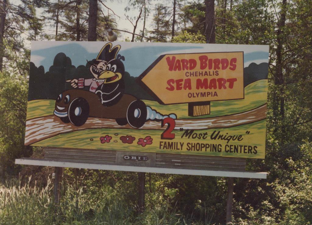 Yard Birds and Sea Mart
