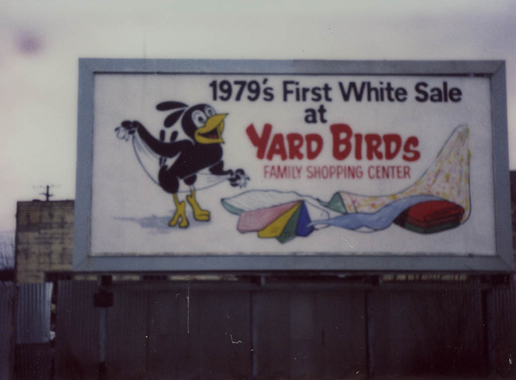 1979's first white sale